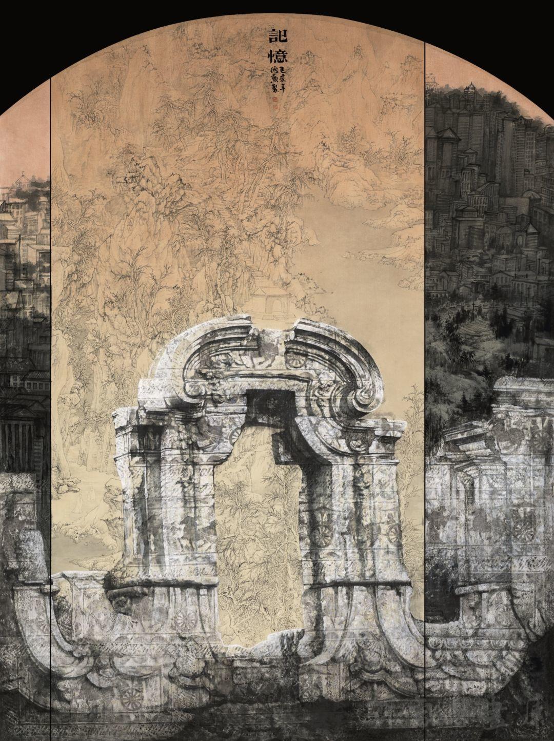 济南市文化馆3人作品入围第十三届全国美展山东作品展初评