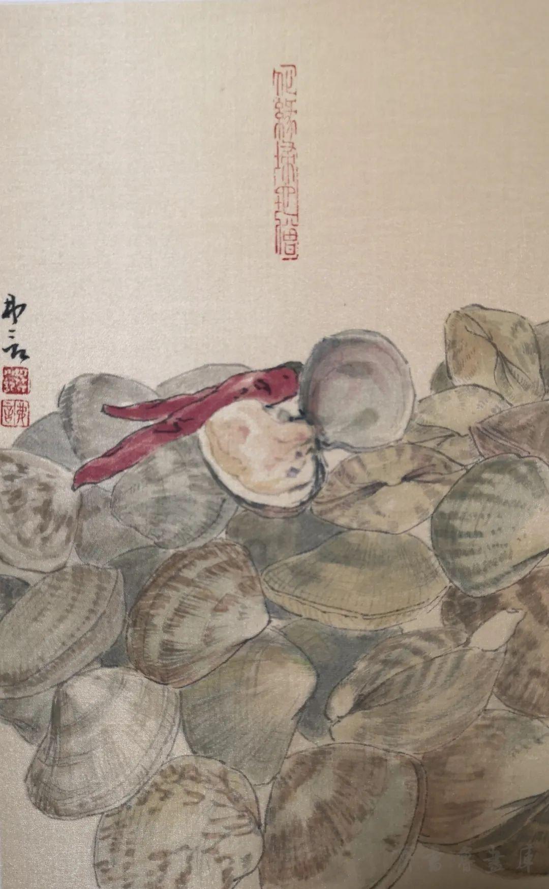 """【云龙资讯】""""且行且画——樊磊写生册页手卷展""""侧记"""